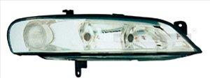 20-5749-18-2 TYC Head Lamp