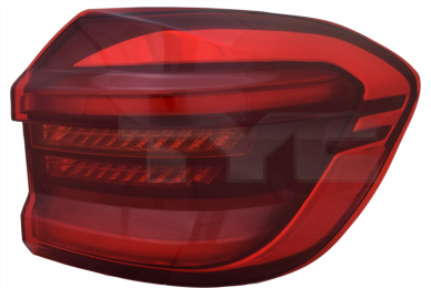 11-14779-00-9 TYC Outer Tail Lamp Assy