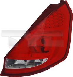 11-11489-01-2 TYC Tail Lamp Unit