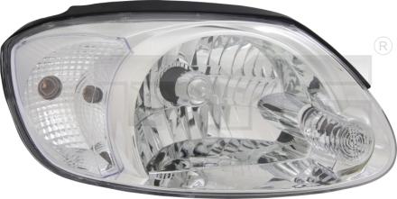 20-0577-55-2 TYC Head Lamp
