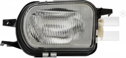 19-0185-01-9 TYC Fog Lamp Unit