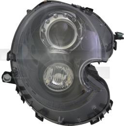 20-11113-25-2 TYC Head Lamp