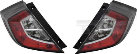 11-14629-06-2 TYC Tail Lamp