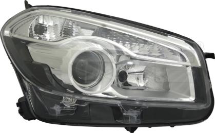 20-15787-06-2 TYC Head Lamp