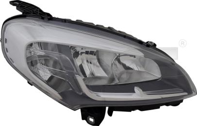 20-16541-15-2 TYC Head Lamp