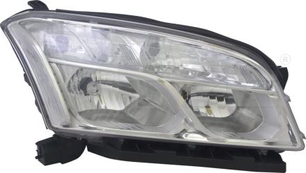 20-14581-05-2 TYC Head Lamp