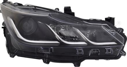 20-17219-06-2 TYC Head Lamp