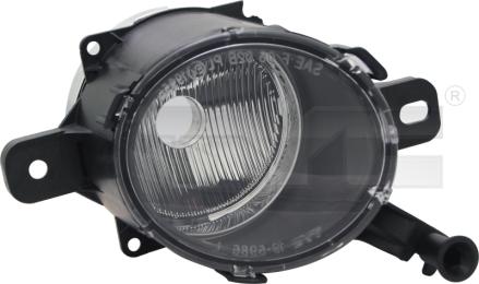19-5985-11-2 TYC Fog Lamp Unit