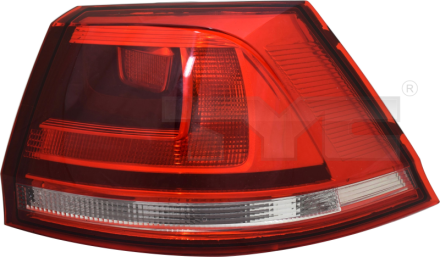 11-12821-11-2 TYC Outer Tail Lamp Unit