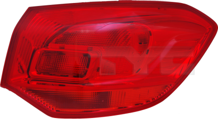11-11875-01-2 TYC Outer Tail Lamp Unit