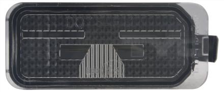 15-0285-01-9 TYC License Plate Lamp Unit