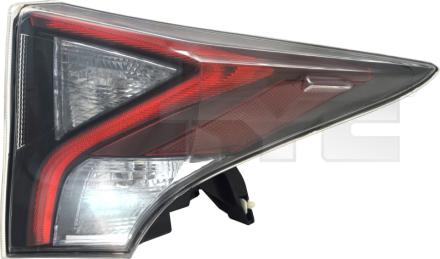 11-6897-16-2 TYC Upper Tail Lamp