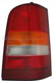 11-0567-01-2 TYC Tail Lamp Unit