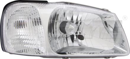 20-0075-15-2 TYC Head Lamp