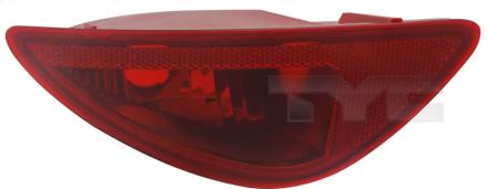 19-0718-01-2 TYC Rear Fog Lamp Unit