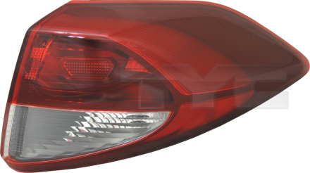 11-6851-15-2 TYC Outer Tail Lamp