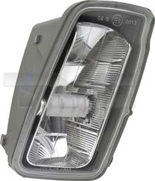 19-0685-11-2 TYC Fog Lamp Unit