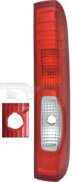 11-12383-01-2 TYC Tail Lamp Unit