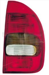 11-0377-01-2 TYC Tail Lamp Unit