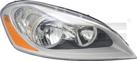20-14289-05-2 TYC Head Lamp