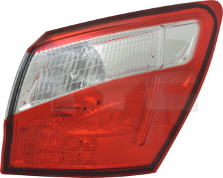 11-12351-06-2 TYC Outer Tail Lamp Unit