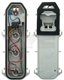 11-0231-WP-2 TYC Tail Lamp Bulb Holder