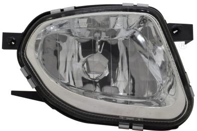19-0449-21-9 TYC Fog Lamp Unit