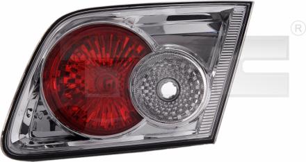 17-0143-01-2 TYC Inner Tail Lamp Unit