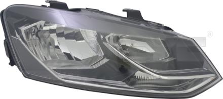 20-14667-05-2 TYC Head Lamp