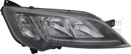 20-15671-16-2 TYC Head Lamp