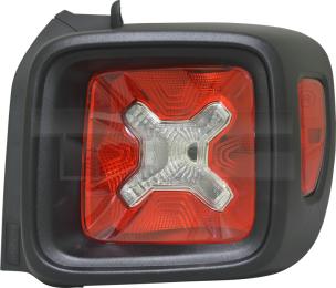 11-6813-21-2 TYC Tail Lamp Unit