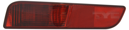 19-14200-05-2 TYC Rear Fog Lamp