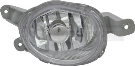 19-0931-05-9 TYC Fog Lamp