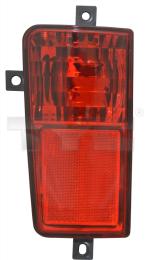 19-12694-01-2 TYC Rear Fog Lamp Unit