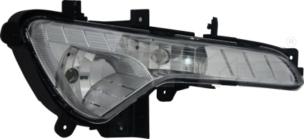 19-11027-01-2 TYC Fog Lamp Unit