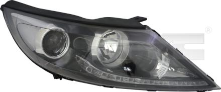 20-14097-05-2 TYC Head Lamp