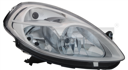 20-11667-05-2 TYC Head Lamp
