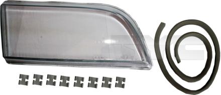 20-0271-LA-1 TYC Head Lamp Lens