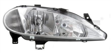 20-5999-05-2 TYC Head Lamp