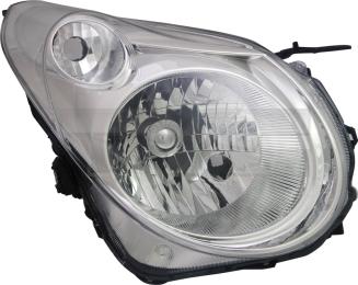 20-12513-05-2 TYC Head Lamp