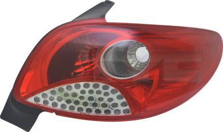 11-12159-01-2 TYC Tail Lamp Unit