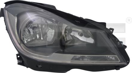 20-12979-15-2 TYC Head Lamp
