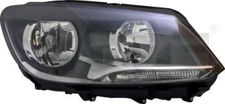 20-12475-00-21 TYC Head Lamp