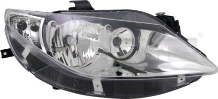 20-11971-00-21 TYC Head Lamp