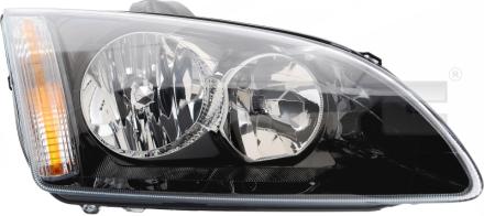 20-0963-15-2 TYC Head Lamp