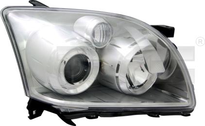 20-11737-05-2 TYC Head Lamp