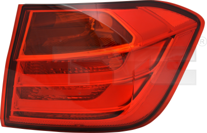 11-12275-06-2 TYC Outer Tail Lamp Unit