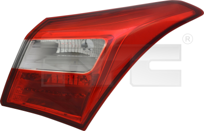11-12369-01-2 TYC Outer Tail Lamp Unit