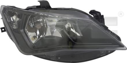 20-14373-25-2 TYC Head Lamp