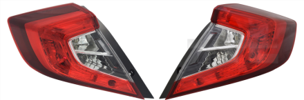 11-14599-06-9 TYC Tail Lamp